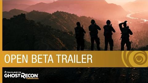 Tom Clancy's Ghost Recon Wildlands Trailer Open Beta Coming 02.23