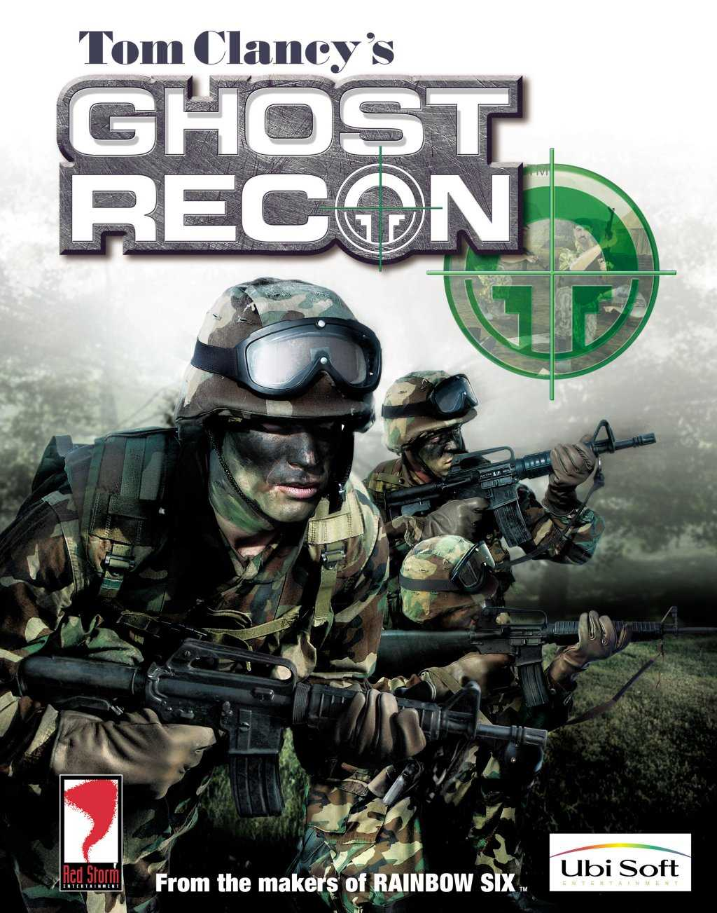 Tom Clancy's Ghost Recon (Game) | Ghost Recon Wiki ...