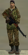 Russian Soldier 11