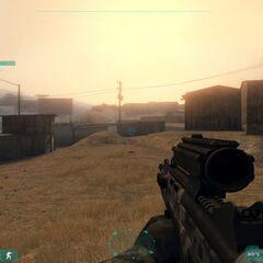 Combat sight