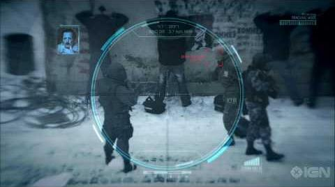 Ghost Recon Future Soldier Trailer - Live Action