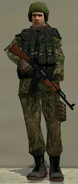 Russian Soldier 17