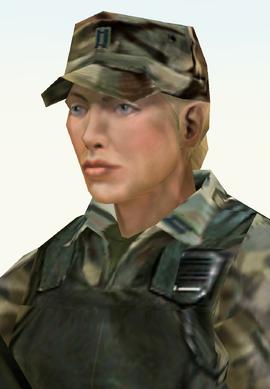 Susan Grey face