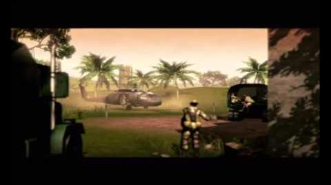 Tom Clancy's Ghost Recon Island Thunder mission Watchful Yeoman success