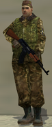 Russian Soldier 30