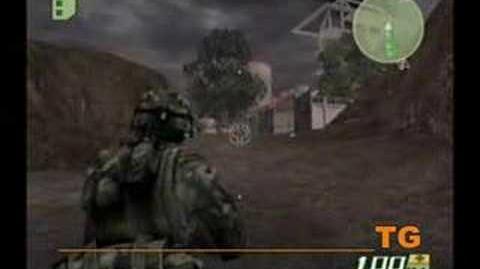 Ghost Recon 2 Walkthrough- Refinery Assault