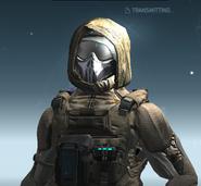 GR-01 Face Mask