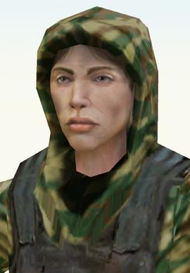 Galinsky face