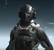 L3S Ballistic Mask PN
