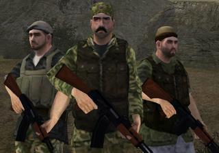 Osetian Rebels
