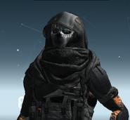 G3R Skull Shemagh HLW