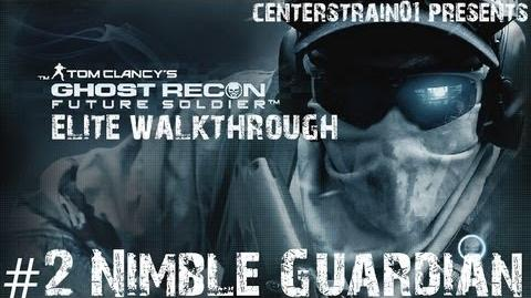 Ghost Recon- Future Soldier - Elite Walkthrough - Part 2 - Nimble Guardian