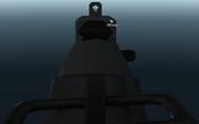 Spas12 iron sights