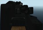 AsVal-H iron sights