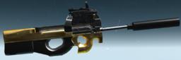 P90 sd war art