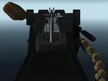 PKM iron sights