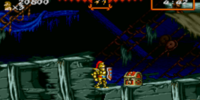 Super Ghouls 'n Ghosts Stage 2