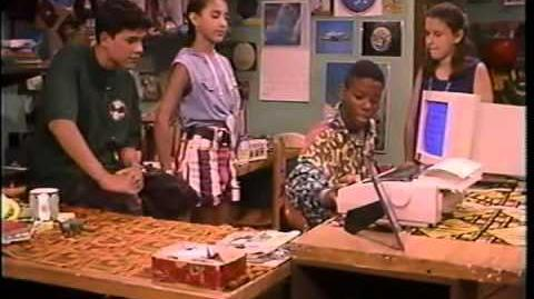 Ghostwriter Just In Time Episode 2