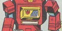 Blaster (Transformer)