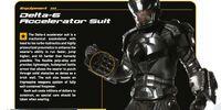 Delta-6 Accelerator Suit