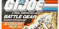 Battle Gear Accessory Pack 5