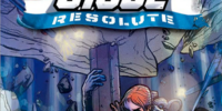 Cold Comfort (Resolute comics issue)
