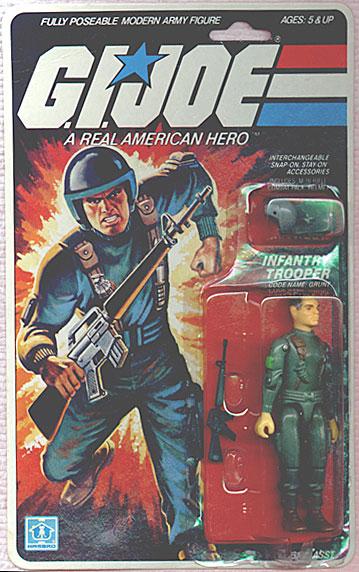 Gi Joe Real American Hero Toys 34