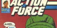 Action Force (weekly) 33