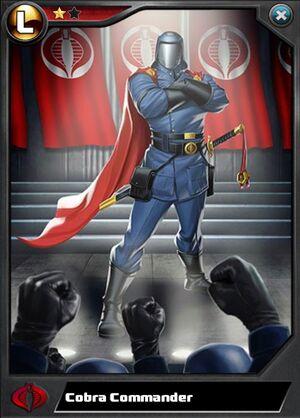 Cobra Commander (Anniversary) L1