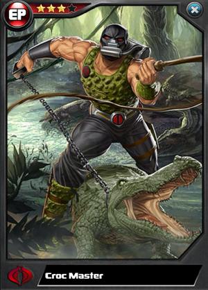 Croc Master (SS) EP3