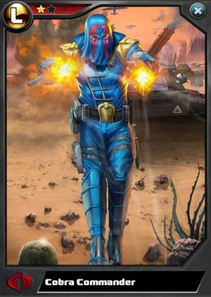 Cobra Commander L1
