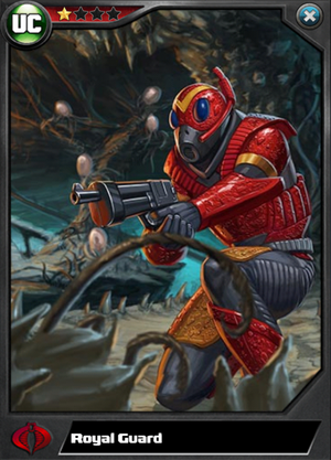 Royal guard(uc1)