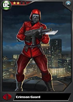 Crimson Guard UC2