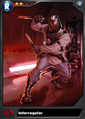 Interrogator (Super Soldier) R2