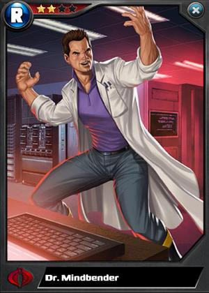 Dr. Mindbender (SS) R2