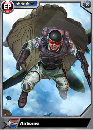 Airborne EP3
