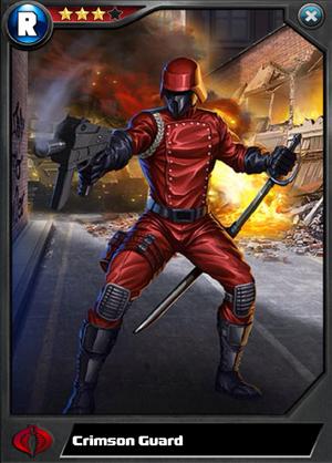 Crimson Guard R3