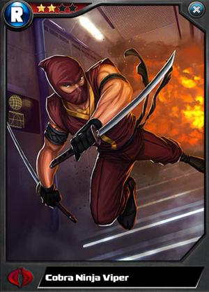 Cobra Ninja Viper (SS) R2