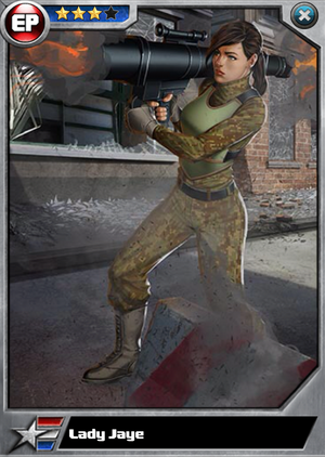 Lady Jaye (Event) EP3