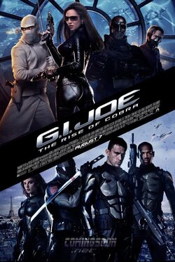 Hr GI Joe Exclusive Poster