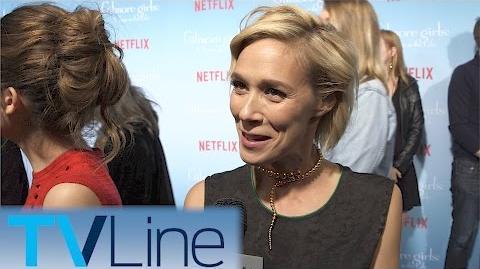 Liza Weil Gilmore Girls Red Carpet Premiere Interview TVLIne