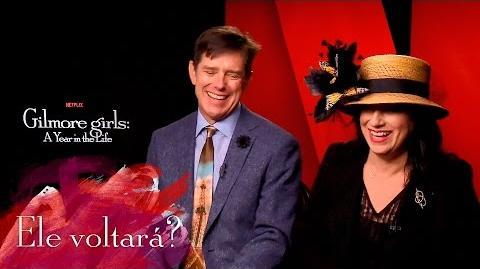 Palladinos' TV Line Interview (legendado)