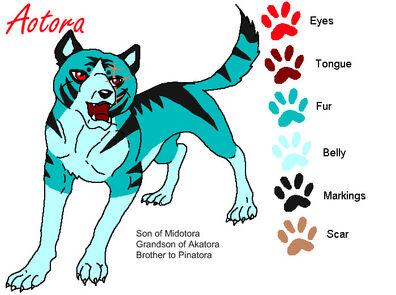 Aotora by o1 Wolfbabe