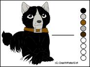 Copy of Ginga Character Sheet 3 by DeathMetalGirl