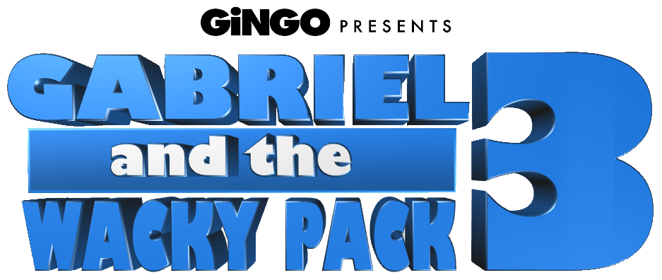 Image - Gabriel and the Wacky Pack 3 (2017) Logo.png ...