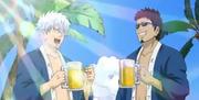 Hasegawa and gin