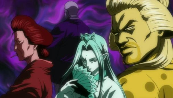 4 Devas of Kabuki District | Gintama | Fandom powered by Wikia