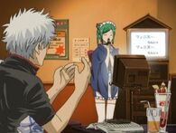 GIntoki and Tama Episode 112