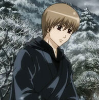 Sougo in winter garbs