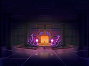 Ryuuguujou-throneroom